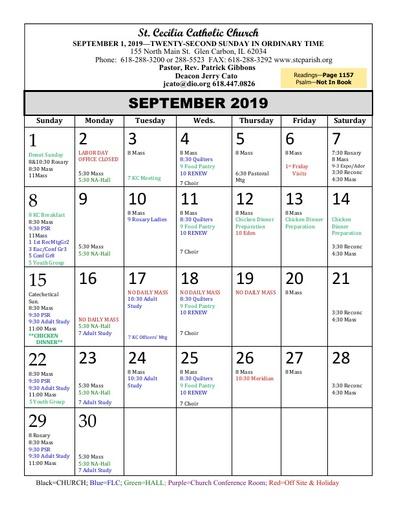 September 1, 2019